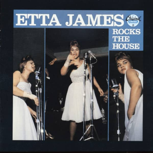 James, Etta Rocks The House