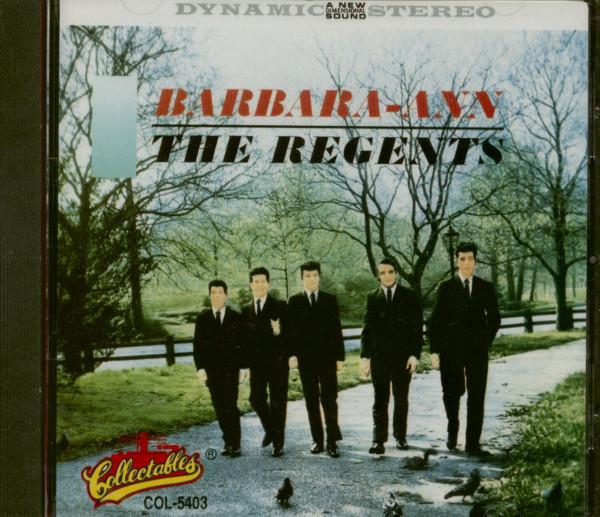 Barbara-Ann (CD)