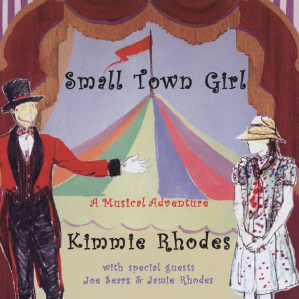 Rhodes, Kimmie Small Town Girl