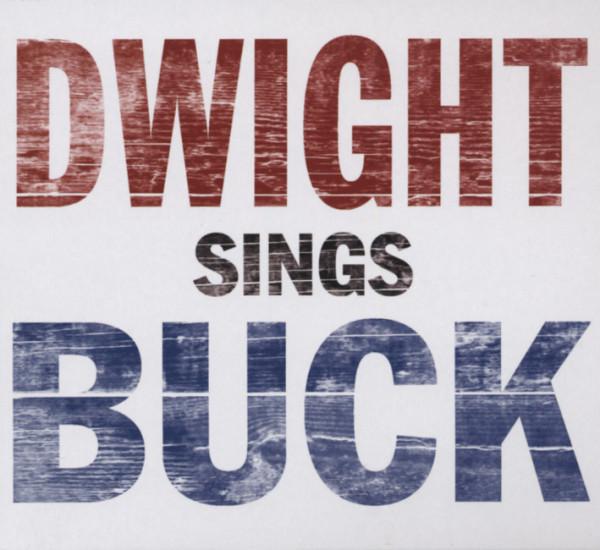 Yoakam, Dwight Dwight Sings Buck (US Slipcase)
