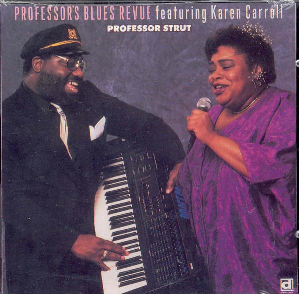 Professor's Blues Revue Professor Strut