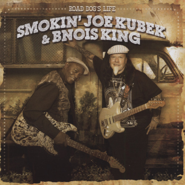 Kubek, Smokin' Joe & Bnois King Road Dog's Life