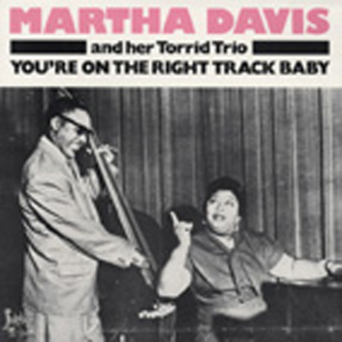 Davis, Martha You're On The Right (1946-51)