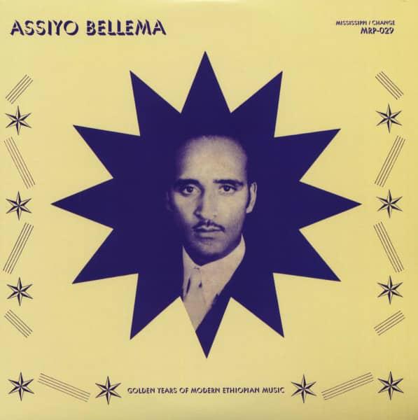 Assiyo Bellema - The Golden Years Of Modern Ethiopian Music