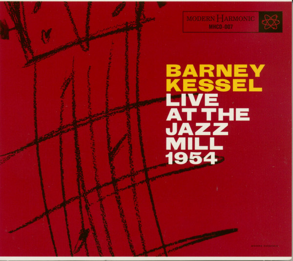 Live at the Jazz Mill (CD)