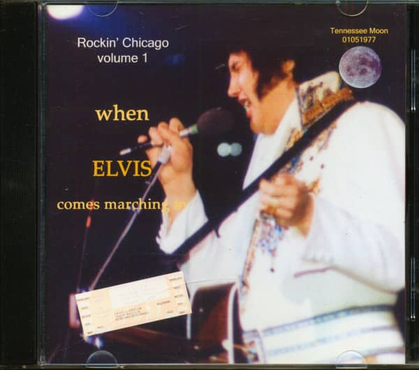 Rockin' Chicago Vol.1 - When Elvis Comes Marching In (CD)