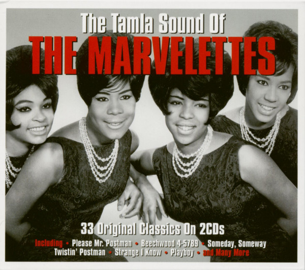 The Tampla Sound Of The Marvelettes (2-CD)