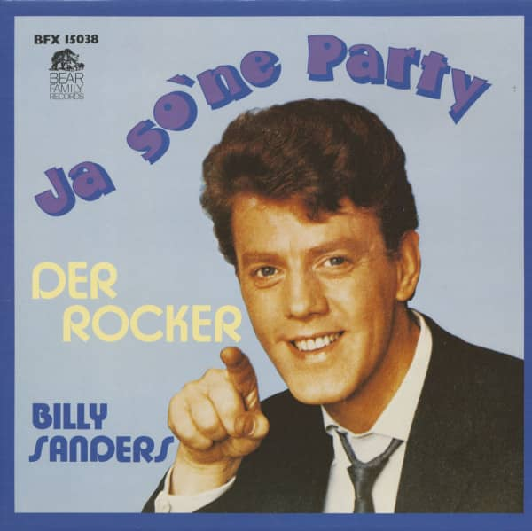 Ja so 'ne Party - Der Rocker (LP)