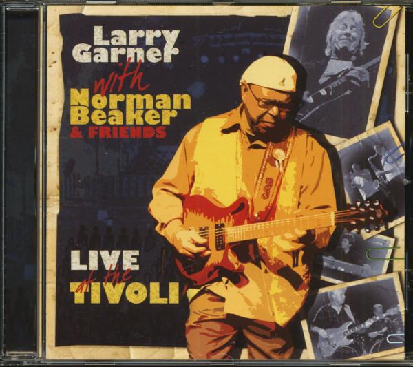 Live At The Tivoli (CD)