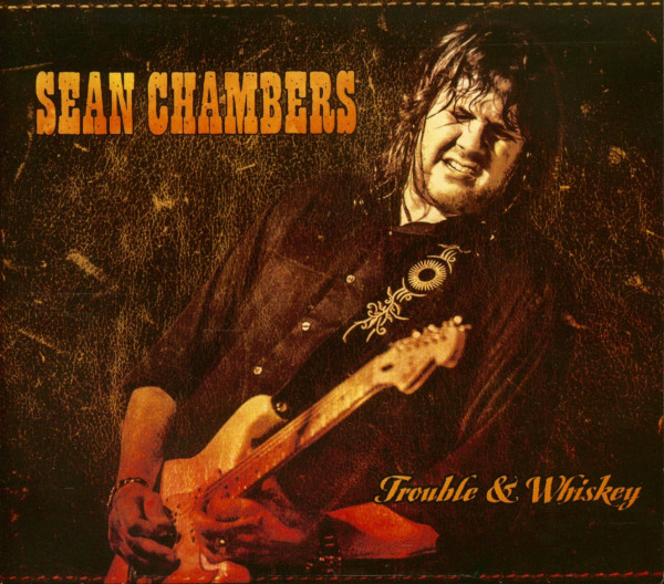 Trouble & Whiskey (CD)