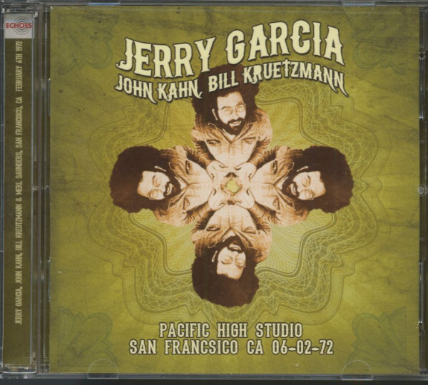 Pacific High Studio, San Francisco, CA, 06-02-72 (2-CD)