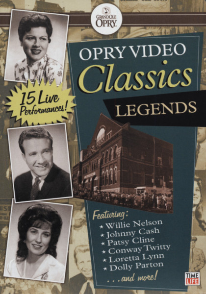 Opry Video Classics: Legends (DVD)