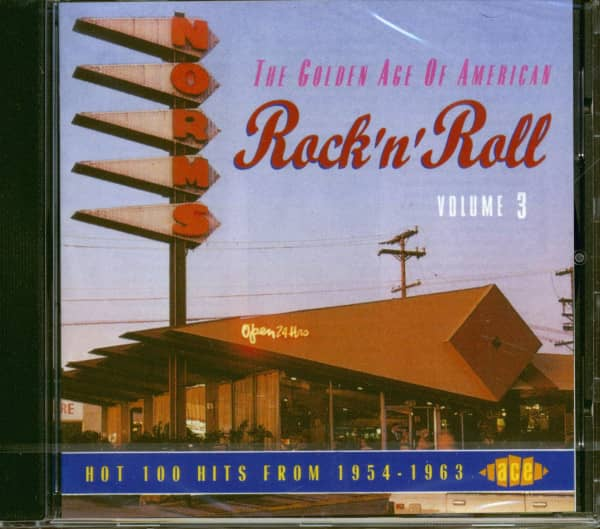 The Golden Age Of American Rock & Roll Vol.3 (CD)