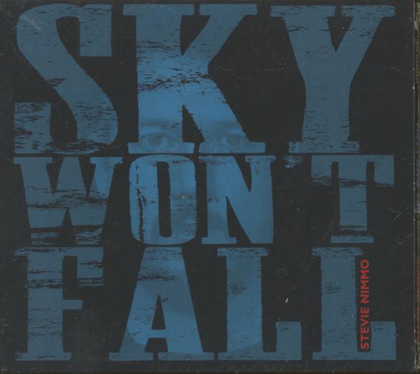 Sky Won't Fall (CD)