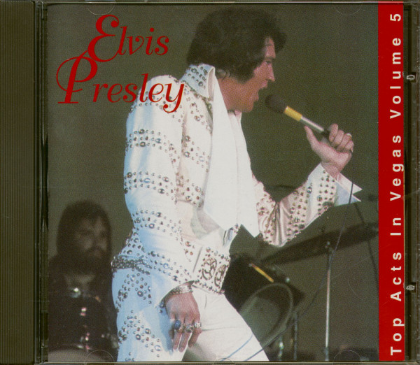 Top Acts In Vegas Vol.5 (CD)