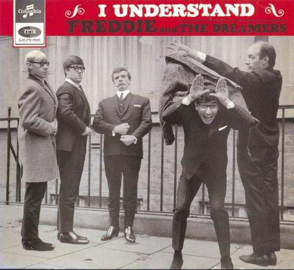 I Understand - Digipack plus bonus tracks