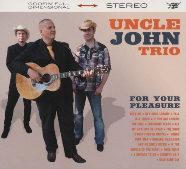 Uncle John Trio For Your Pleasure