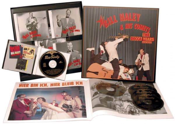 The Decca Years And More (5-CD)