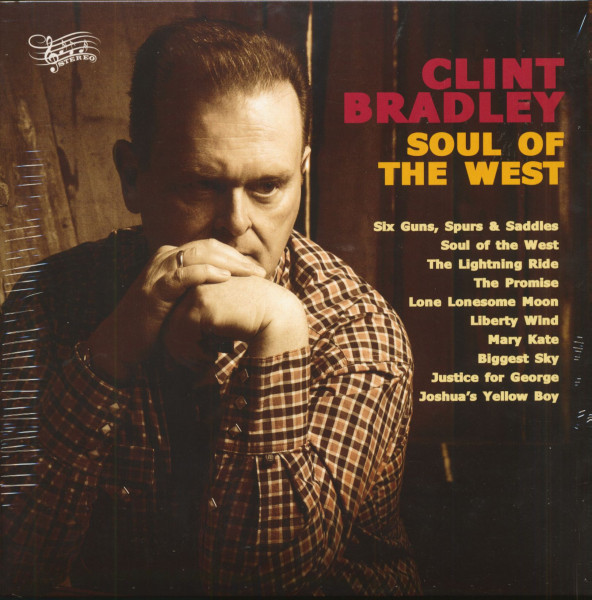 Soul Of The West (LP)