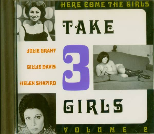 Here Come The Girls Vol.2 - Take Three Girls
