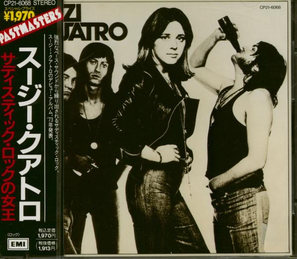 Suzi Quatro (CD Japan)