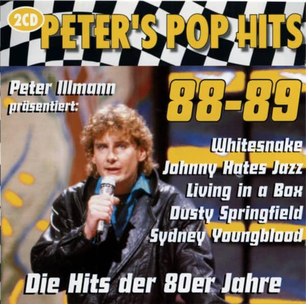 Peter's Pop Hits 1988-89 2-CD