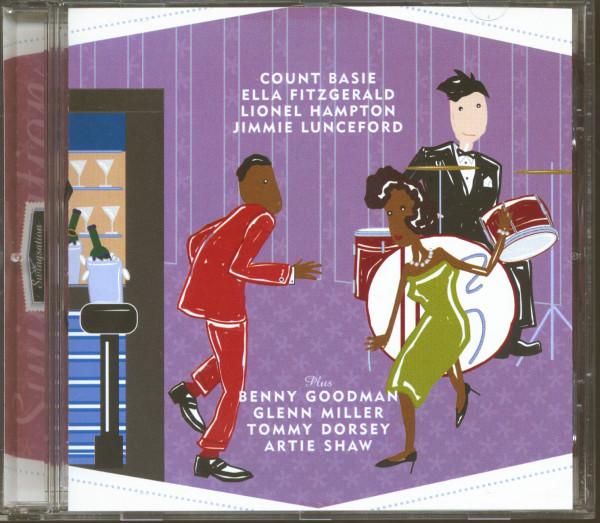 Swingsation - Sampler (CD)