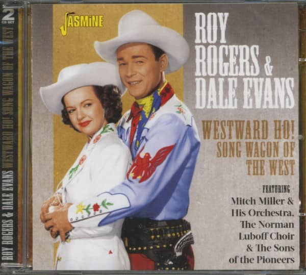 Westward Ho! Song Wagon Of The West (2-CD)