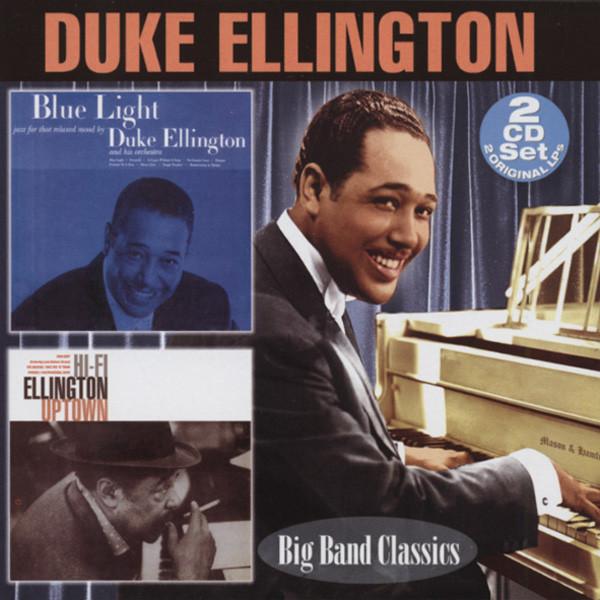 Ellington, Duke Blue Light & Hi-Fi Ellington Uptown 2-CD