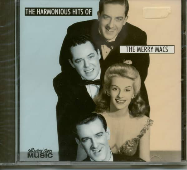 The Harmonious Hits Of The Merry Macs