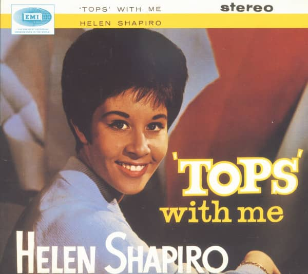Tops With Me (CD)