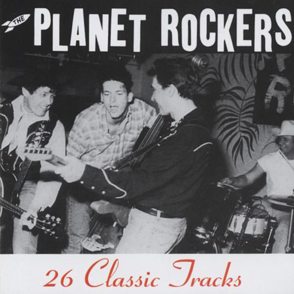 Planet Rockers 26 Classic Tracks