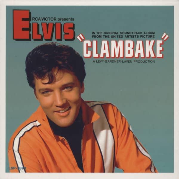Presley, Elvis Clambake...plus - Special Editon