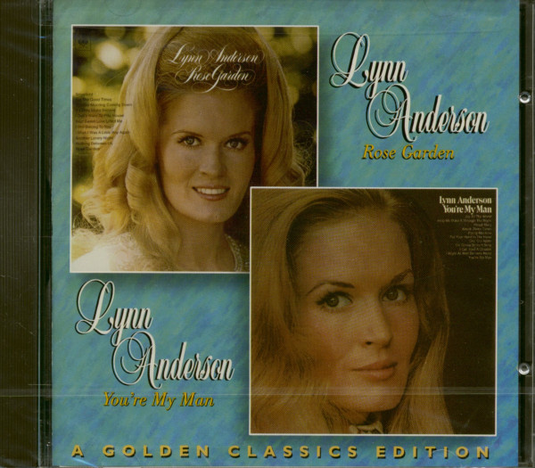 Rose Garden - You're My Man (CD, Bonus Tracks)