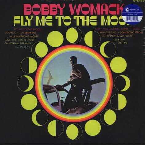 Fly Me To The Moon (LP, 180 Vinyl)