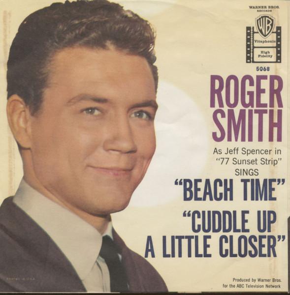 Beach Time - Cuddle Up A Little Closer (7inch, 45rpm, PS)