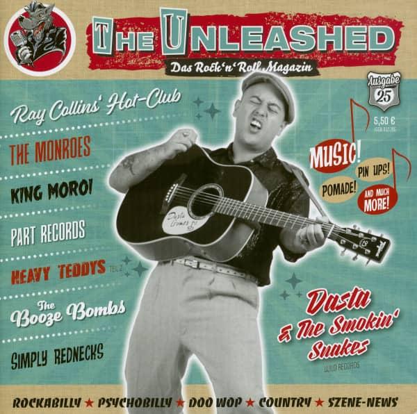 Das Rock'n'Roll Magazin - Ausgabe 25
