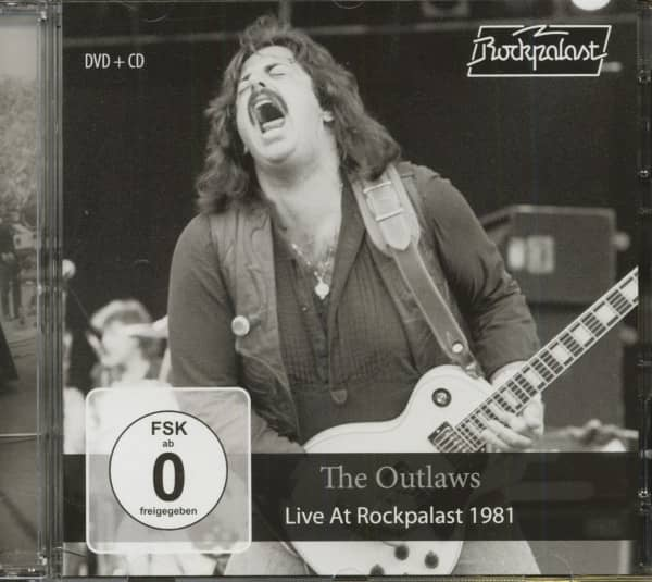 Live At Rockpalast 1981 (CD & DVD)