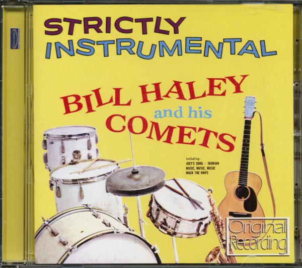 Strictly Instrumental (CD)