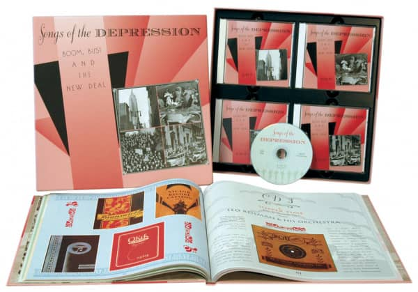 Songs Of The Depression (4-CD Deluxe Box Set)