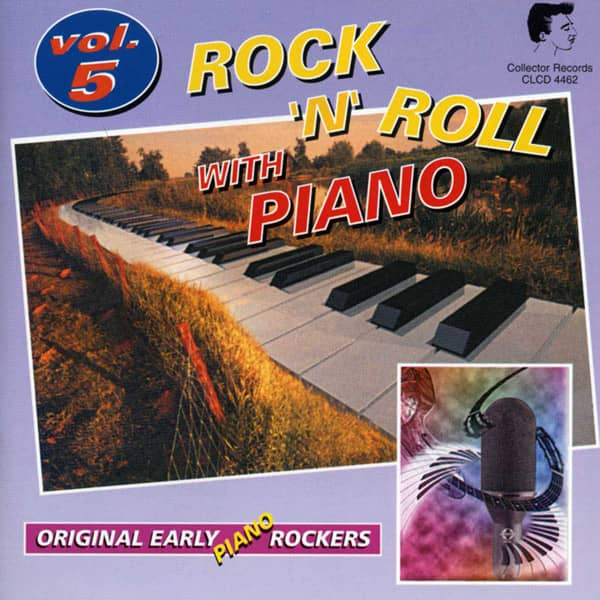 Vol.5, Rock & Roll With Piano