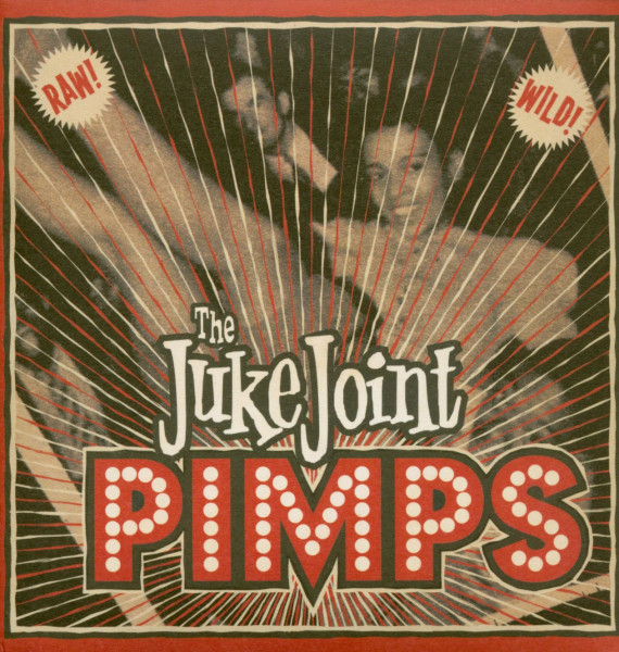 Boogie Pimps (CD)