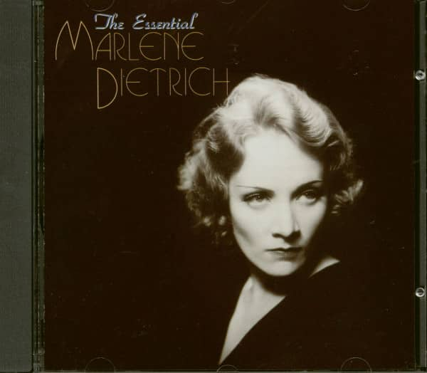 Essential Marlene Dietrich (CD)