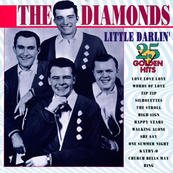 Diamonds Little Darlin' - 25 Golden Hits
