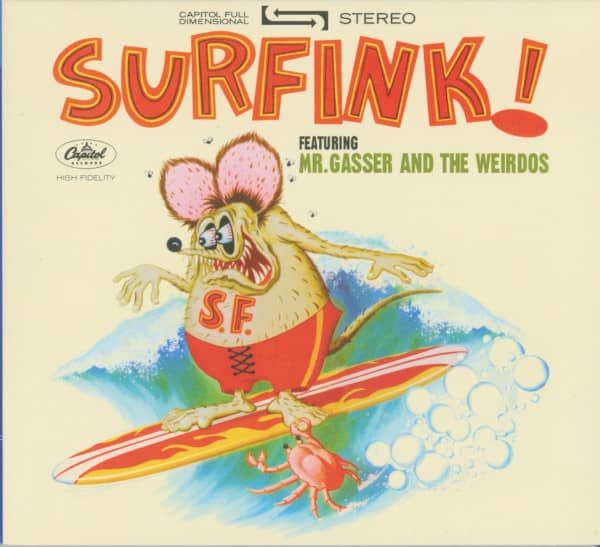 Surfink (1964) Limited Edition