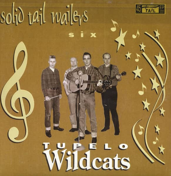 Solid Tail Wailers 7inch, 45rpm EP