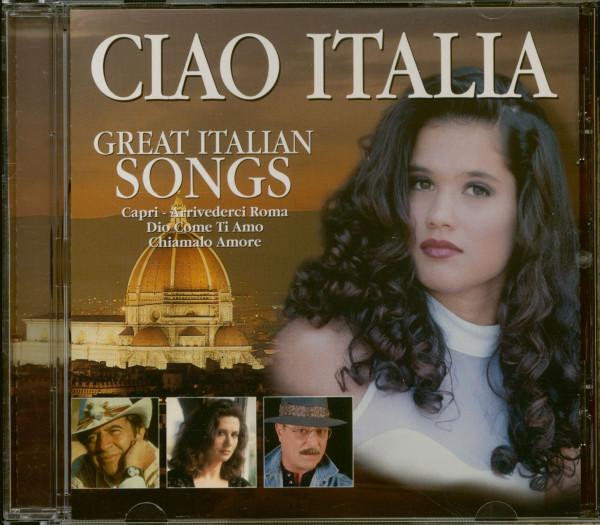 Ciao Italia - Great Italian Songs (CD)