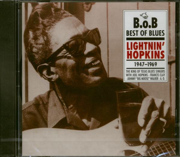 Hopkins, Lightnin' Lightnin' Hopkins