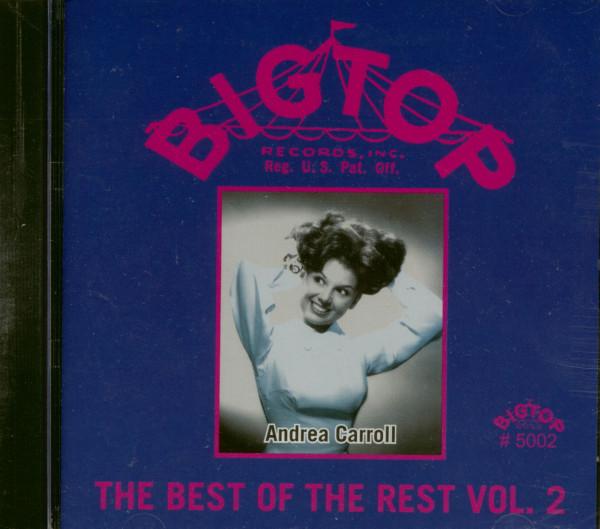 Big Top Records Vol.2 - Best Of The Rest (CD)