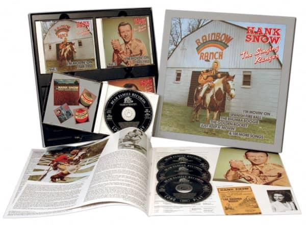 Singing Ranger Vol.1 (4-CD)